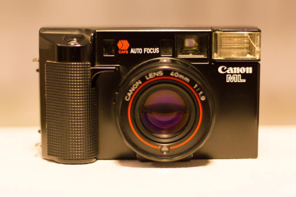 Canon Super Sure Shot AF35ML