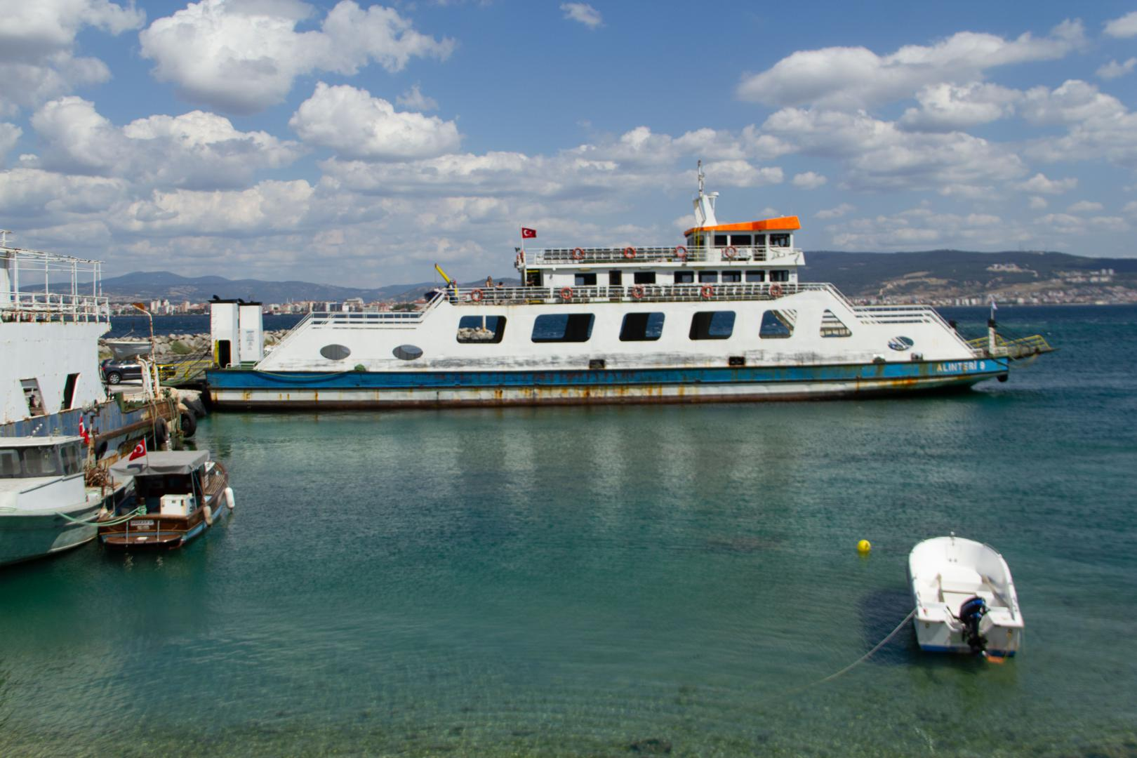 Kilitbahir İskele Çanakkale
